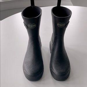 Le Chameau Rain boots size 10